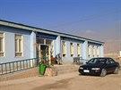 Střední zemědělská škola v afghánské provincii Samangán (22. prosince 2014).
