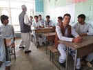 Zemědělské školy mohou pomoci nastartovat afghánskou ekonomiku.