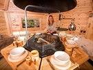 Host� se mohou t�it na venkovsk� menu za 35 liber, v p�epo�tu 1 225 korun.
