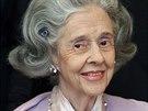 Bývalá belgická královna Fabiola (Brusel, 26. května 2009)