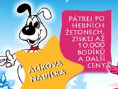 Alíkova nadílka, hra o 10.000 bodíků a další ceny pro holky i kluky