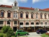 Hotel Praha, nejhonosnější hotel Nového Jičína, je od prvního prosincového dne zavřený.