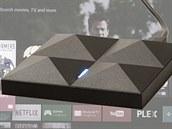 Vývojářský set-top-box se systémem Android TV