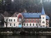 Lázně Kyselka - Pavilon Loschner