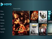 Služba VOYO.cz nabízí bohatou knihovnu filmů a seriálů, které můžete sledovat i v mobilních zařízeních.
