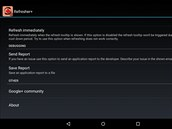 Aplikace Refresher+ řeší nepříjemný problém mobilního klienta sociální sítě Google+