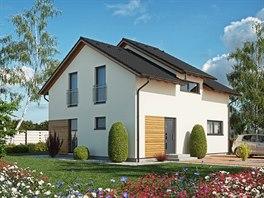 Dřevostavby: kvalitní bydlení za skvělou cenu. Patrový dům Skywood