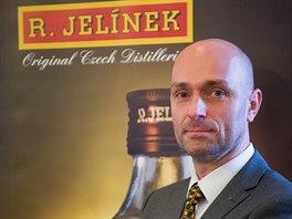Martin Déva, exportní ředitel likérky Rudolf Jelínek.
