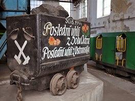 """Historie """"černé"""" Ostravy skončila před dvaceti lety, kdy bylo vytěženo poslední uhlí z dolu Odra."""