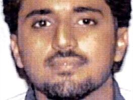 Jeden z nejhledanějších teroristů Adnan Šukrídžuma na nedatovaném snímku FBI.