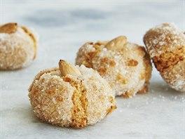 Mandlové sušenky z Kuchařky z ostrova Sardinie