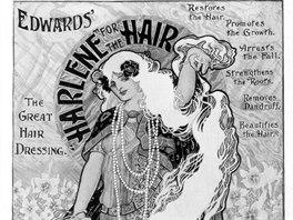 ��inn� zp�sob, jak se zbavit lup� hled� modern� medic�na i kosmetika dlouho. I v 19. stolet� existovaly reklamy na prost�edky pro kr�sn� a zdrav� vlasy bez lup�.