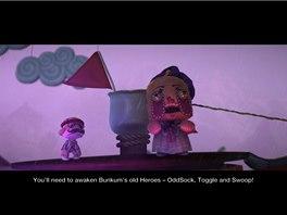 Vzhledem ke kvalit� p��b�hu je nehrateln�ch animac� a� p��li�.