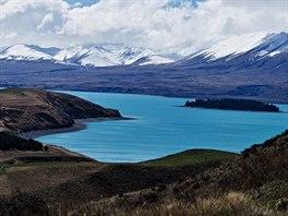 Jezero Tekapo