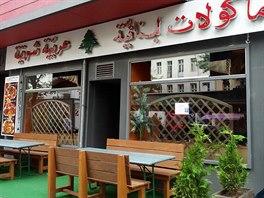 Díky přistěhovalcům se Berlín může chlubit rozmanitými kuchyněmi. Třeba tato arabská nedaleko od Beusselstrasse je velice oblíbeným místem i mezi samotnými Araby.