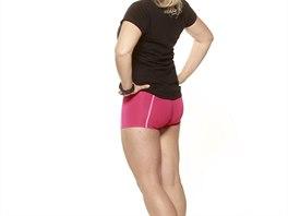 Kalhotky Kari Traa mají akurátní délku nohaviček