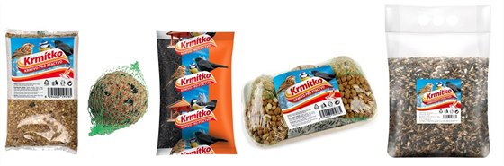 Jak krmit ptáčky na krmítku ?