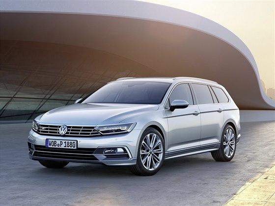 Nov� Volkswagen Passat Variant