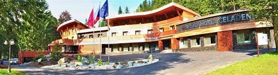 Relaxujte obklopeni čistou přírodou v horském hotelu Čeladenka****