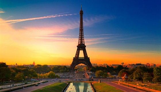 Víkend v Paříži s návštěvou Eiffelovky a chrámu Notre Dame