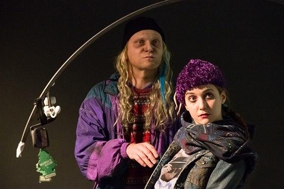 Divadlo pod Palmovkou vás zve na Dva ubohý Rumuny, co mluvěj polsky