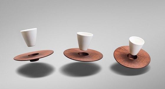 Kristýna Malovaná ze studia Morphe představí v premiéře kolekci kávového setu s elegantním názvem set de café noble.