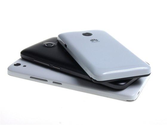 Huawei Ascend Y33, Y550, G620s