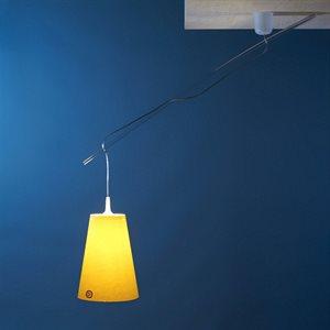Sprit Pole Light - světlo, které svítí vždy tam, kam ho natočíte.