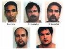 Kubánská pětka. Pětici špionů komunistického režimu zadrželi Američané v roce 1998.