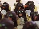 Čokoládoví tučňáci podle Teri Blitzen