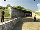 Výprava do pravěku. Takhle by měl vypadat archeopark v Pavlově na Břeclavsku.