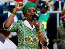 Grace Mugabeová má všechny předpoklady pro to, aby se stala příští prezidentkou Zimbabwe.