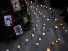 Podle všeho zemřeli studenti na příkaz ambiciózní starostovi manželky. Lidé si na ně vzpoměli 16. prosince třeba v Mexico City.
