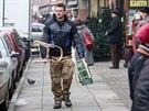 O zbo�� na tr�nici v polsk�m T��n� je mezi �esk�mi nakupuj�c�mi st�le velk� z�jem. (9. prosince 2014)