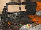 V bytovém domě v Bohumíně zemřela při požáru žena. Nadýchala se kouře.