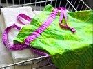 Pěkně vypadá a je i užitečný. Pytel na prádlo může být skvělým dárkem i pro toho, kdo se třeba stěhuje z domova za studiem.