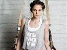 Wemove je značka sportovního oblečení, na kterém se kromě návrhářky Lucie Králové podílí i fitness trenérka Adéla Senetová.