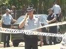Australsk� policie byla do domu v Cairnes p�ivol�na kv�li zran�n� �en�.
