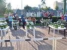 Příjemný pohled na depo Kladenského pivního maratonu