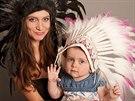 Andrea Pomeje s dcerou Annou
