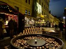 Trhy ve Vídni mají dlouholetou tradici.