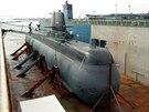 Švédská ponorka s AIP pohonem Gotland