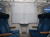 Modernizované vozy nasadí Dráhy hlavn� na dálkové vlaky. Na snímku v�z bdt,...