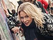 Extrémní lyžařky Matilda Rapaportová a Sandra Lahnsteinerová