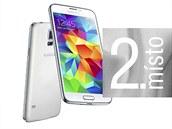 MOBIL ROKU 2014, 2 místo - Samsung galaxy S5