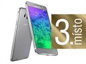 MOBIL ROKU 2014, 3 místo - Samsung Salaxy Alpha