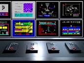Spole�nost Retro Computers uvádí na trh nový herní po�íta� Sinclair ZX Spectrum...