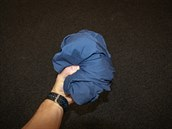 Rozměrově patří Bergans mezi ty lehčí z testovaných produktů. Nevýhodou je absence kapsičky, do které by se dala bunda sbalit.