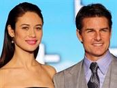 Po boku Toma Cruise se Olga Kurylenko představila ve akčním filmu Nevědomí.