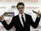 Režisér Pawel Pawlikowski s vítěznými Evropskými filmovými cenami za drama Ida